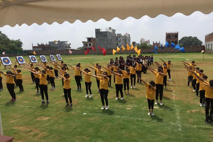 Mother Teresa Mission Higher Secondary School-Sports