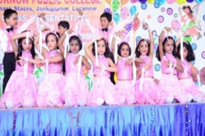 """"""" Lucknow Public College-Childrens Day"""""""