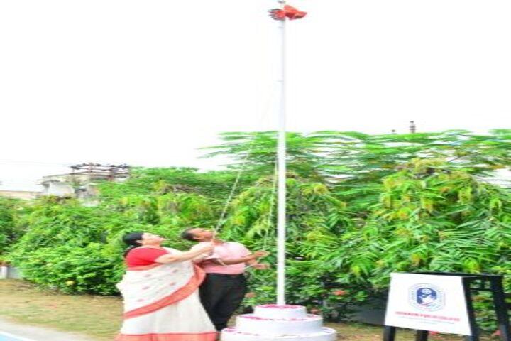 Lucknow Public College-Republic Day