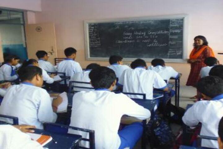 Lucknow Public College-Seminar