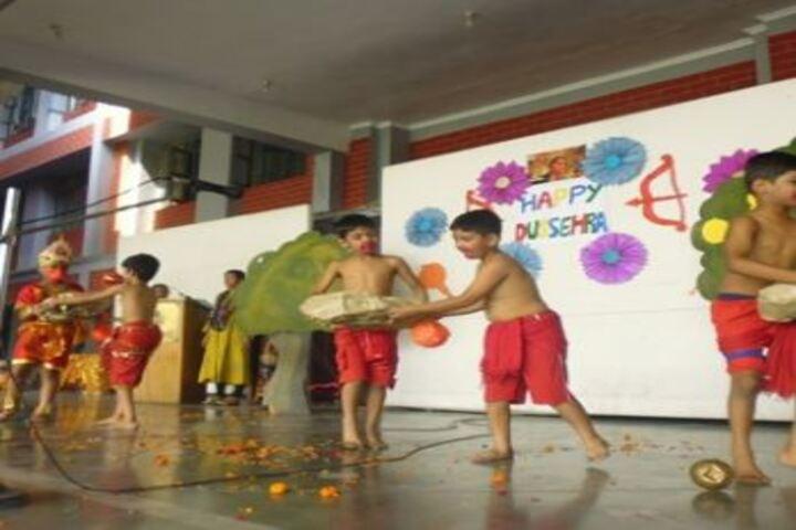Lucknow Public College-festival Celebrations