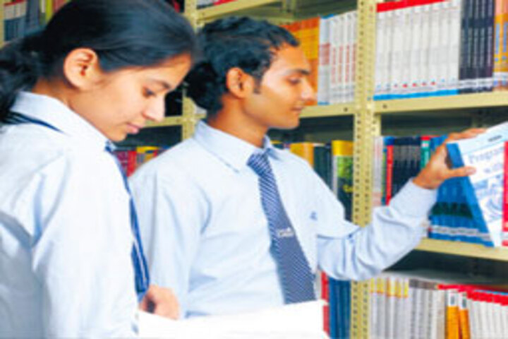 Dr Virendra Swarup 21St Century School-Library