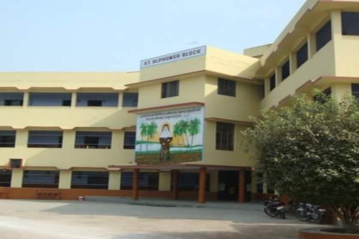 Christu Jyothi Convent Senior Secondary School-Campus View