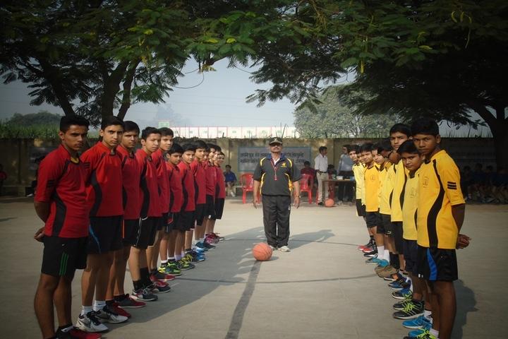 Christu Jyothi Convent Senior Secondary School-Sports