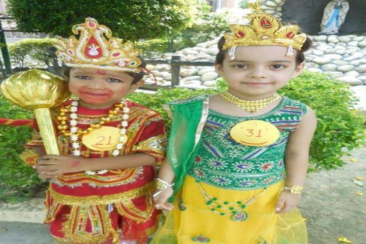 Christu Jyothi Convent Senior Secondary School-Festival Celebrations