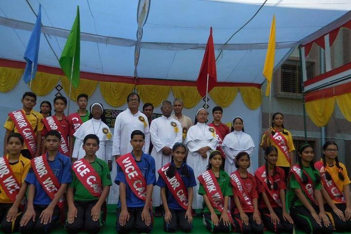 Christu Jyothi Convent Senior Secondary School-Investiture Ceremony
