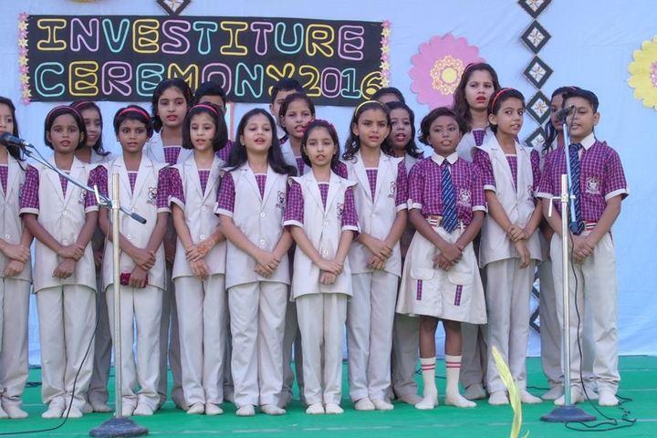 Christu Jyothi Convent Senior Secondary School-Singing