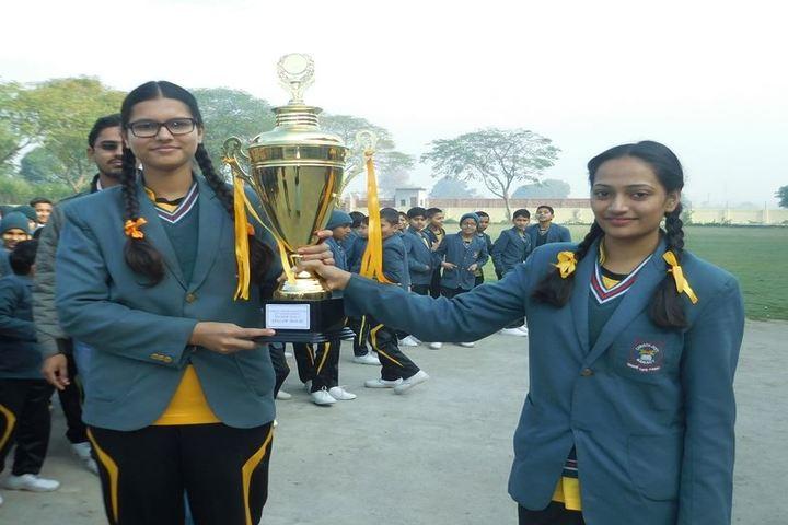 Christu Jyothi Convent Senior Secondary School-Sports Champions