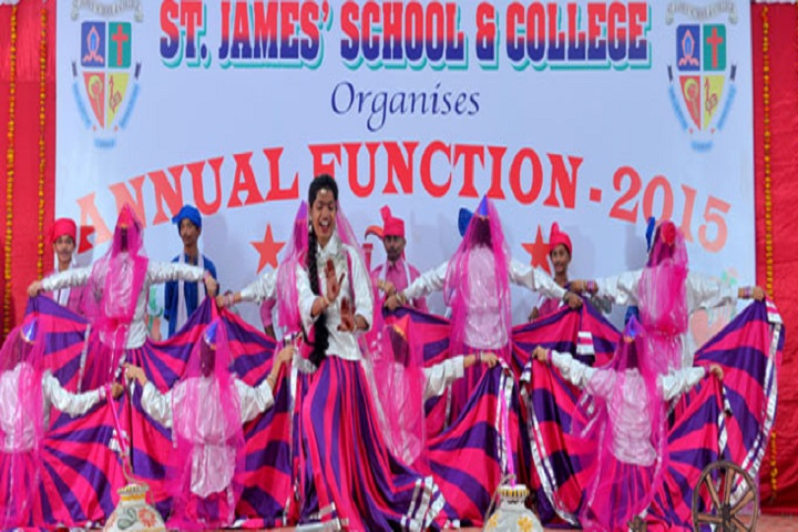 St James School-Annual Day