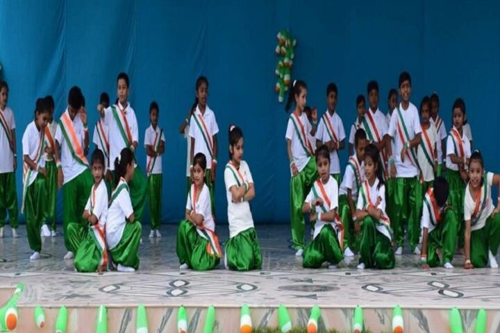 Little Flower School-Independence Day Program
