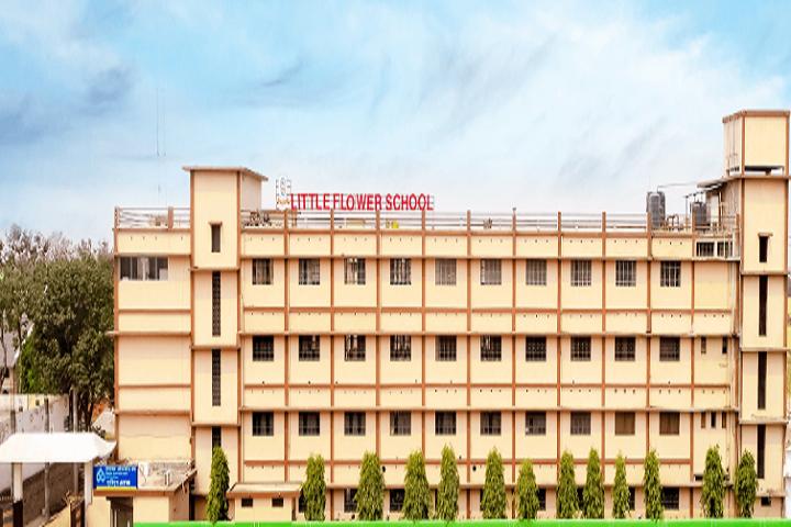 Little Flower School-Campus-Front View