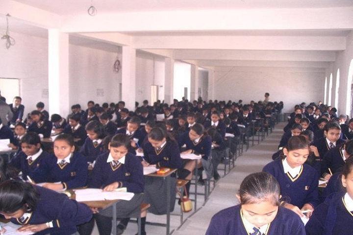 St JohnS Co Ed School-Classroom