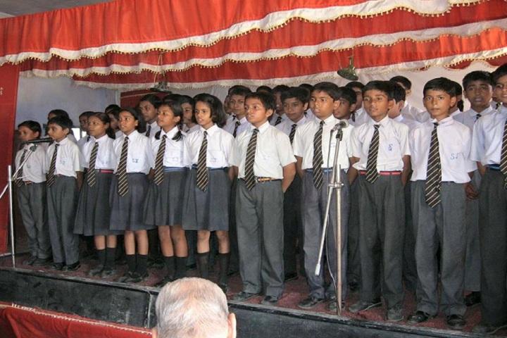 St JohnS Co Ed School-Events singing