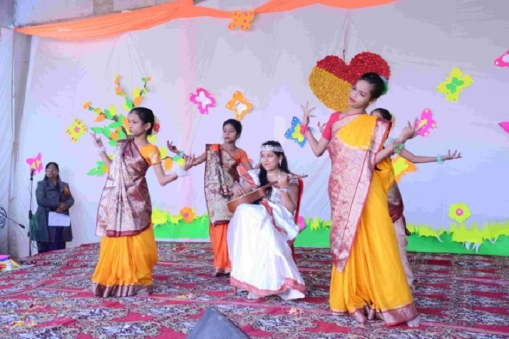 City Model College-Childrens Day