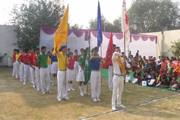 City Model College-Annual Sports meet