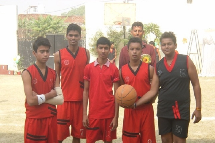 City Model College-Sports Basketball