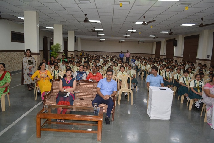 I P E M International School-Auditorium