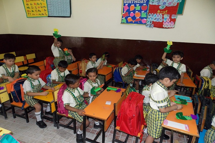 I P E M International School-Classroom