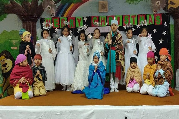 I P E M International School-Christmas Skit