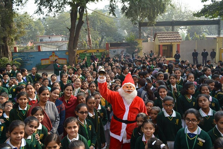 I P E M International School-Christmas Celebrations