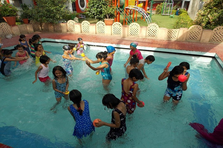 I P E M International School-Swimming Pool
