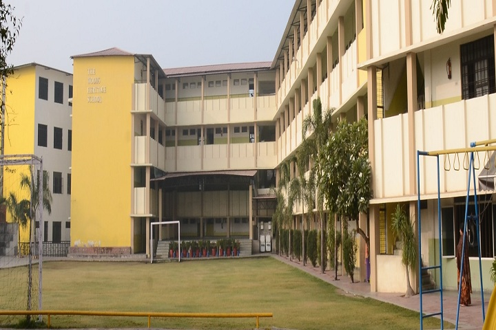 The Woods Heritage School-Campus View