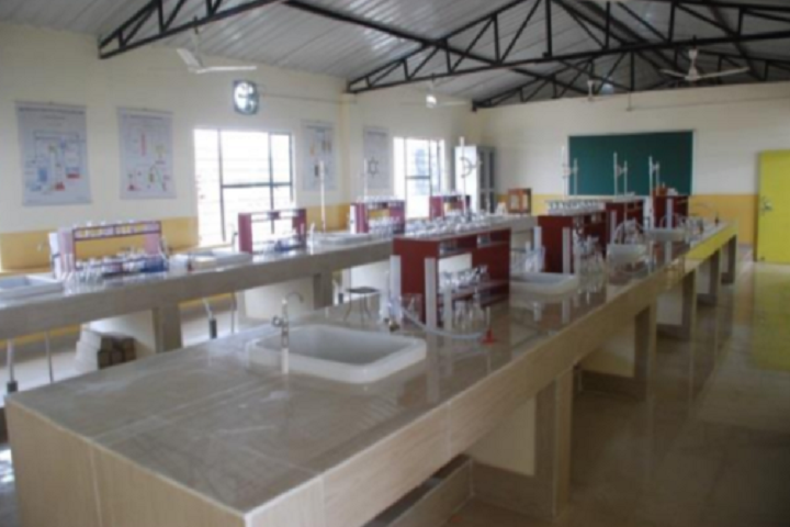 The Woods Heritage School-Chemistry Lab