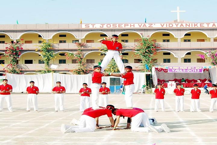 St Joseph Vaz Vidyaniketan-Sports Day