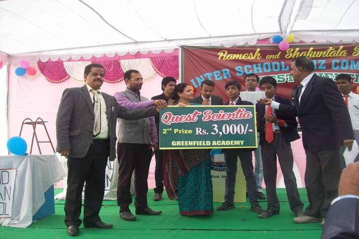 Greenfield Academy-Prize Distribution
