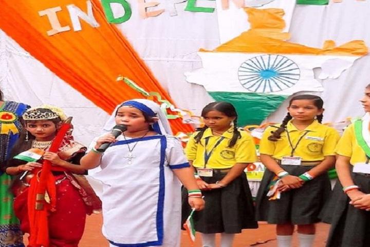 Sai Girls Public School-Fancy Dress