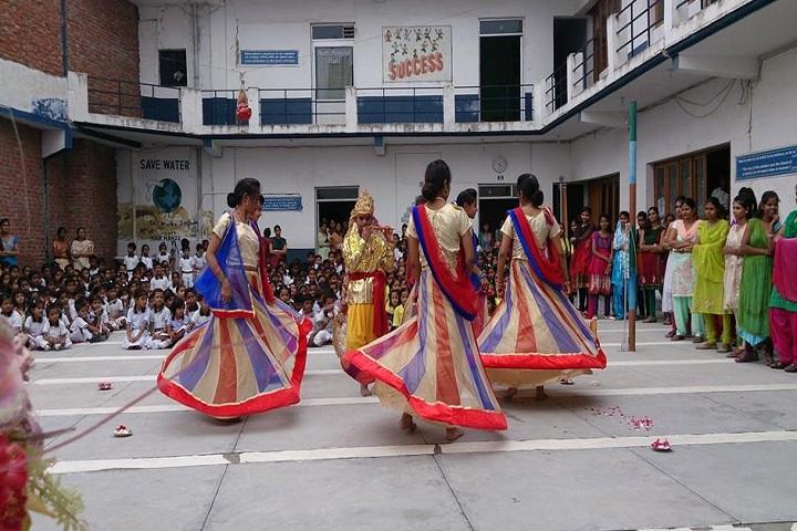 Sai Girls Public School-Event celebration