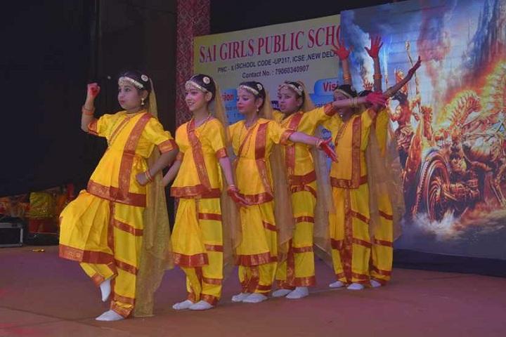 Sai Girls Public School-Cultural Dance