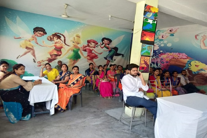 Sai Girls Public School-Mothers Day Celebrations