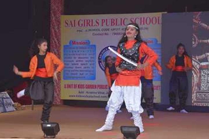 Sai Girls Public School-Programme
