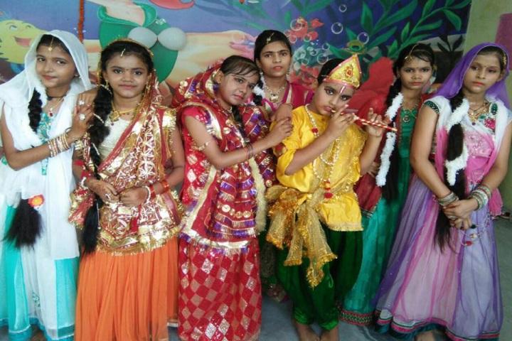 Sai Girls Public School-Festival Celebrations