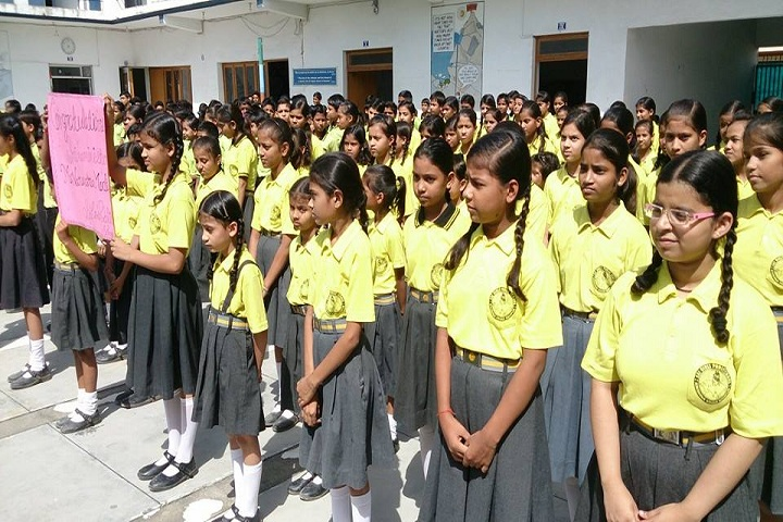 Sai Girls Public School-Activity