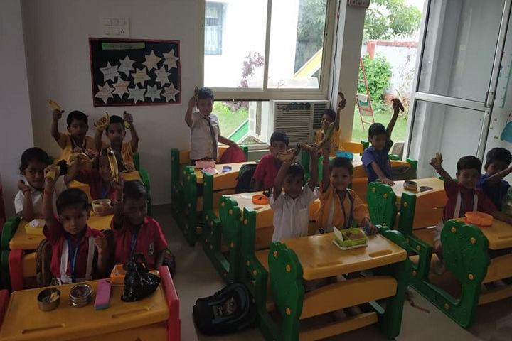 Global Convent School-Classroom
