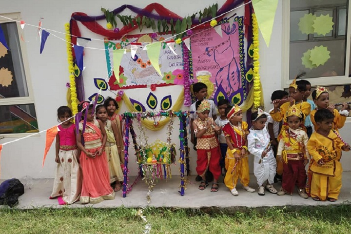Global Convent School-Festival Celebration