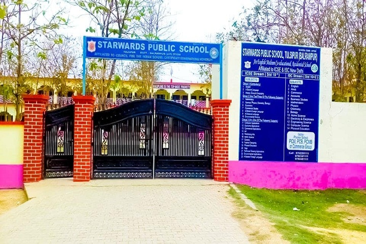 Starwards Public School-Campus-Entrance