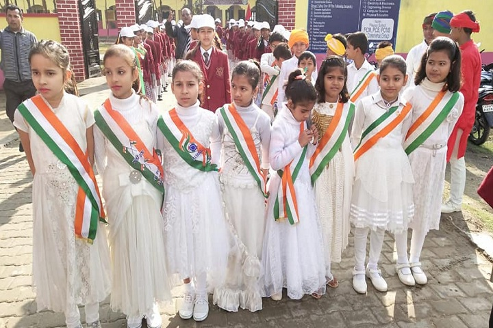 Starwards Public School-Republic Day Celebrations