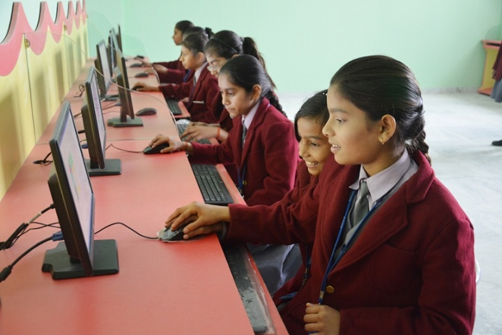 R V S International School-IT-Lab