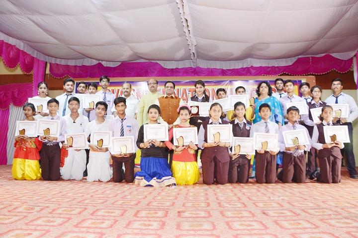 R V S International School-Others prize