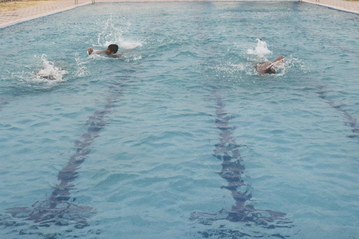 R V S International School-Swimming Pool
