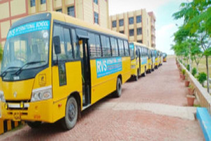 R V S International School-Transport
