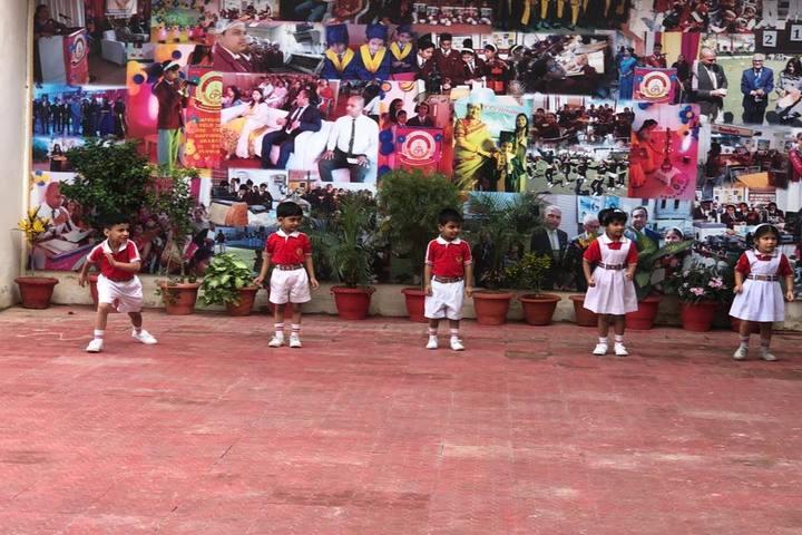 Creathics Public School-Sports Day