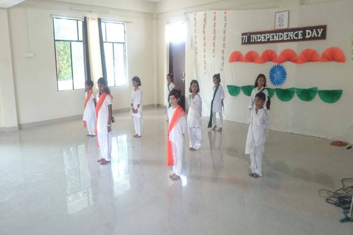 P D Nigam Education Center-Independence Day