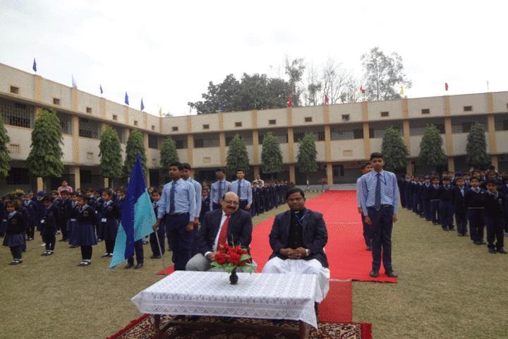 St Johns School - Assembly