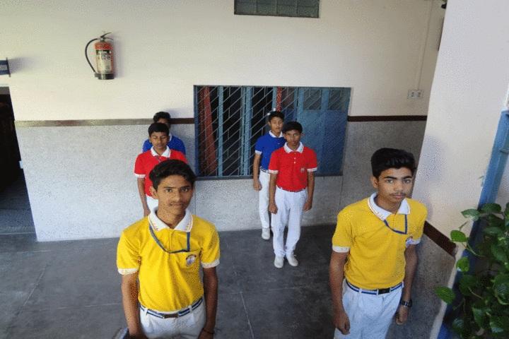 St Johns School - Students