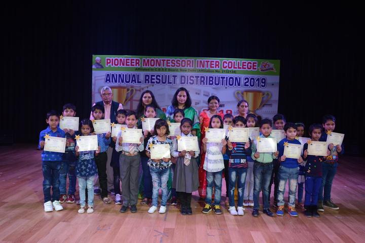 Pioneer Montessori School-Achievement
