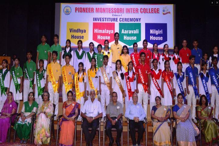 Pioneer Montessori School-Investiture Ceremony